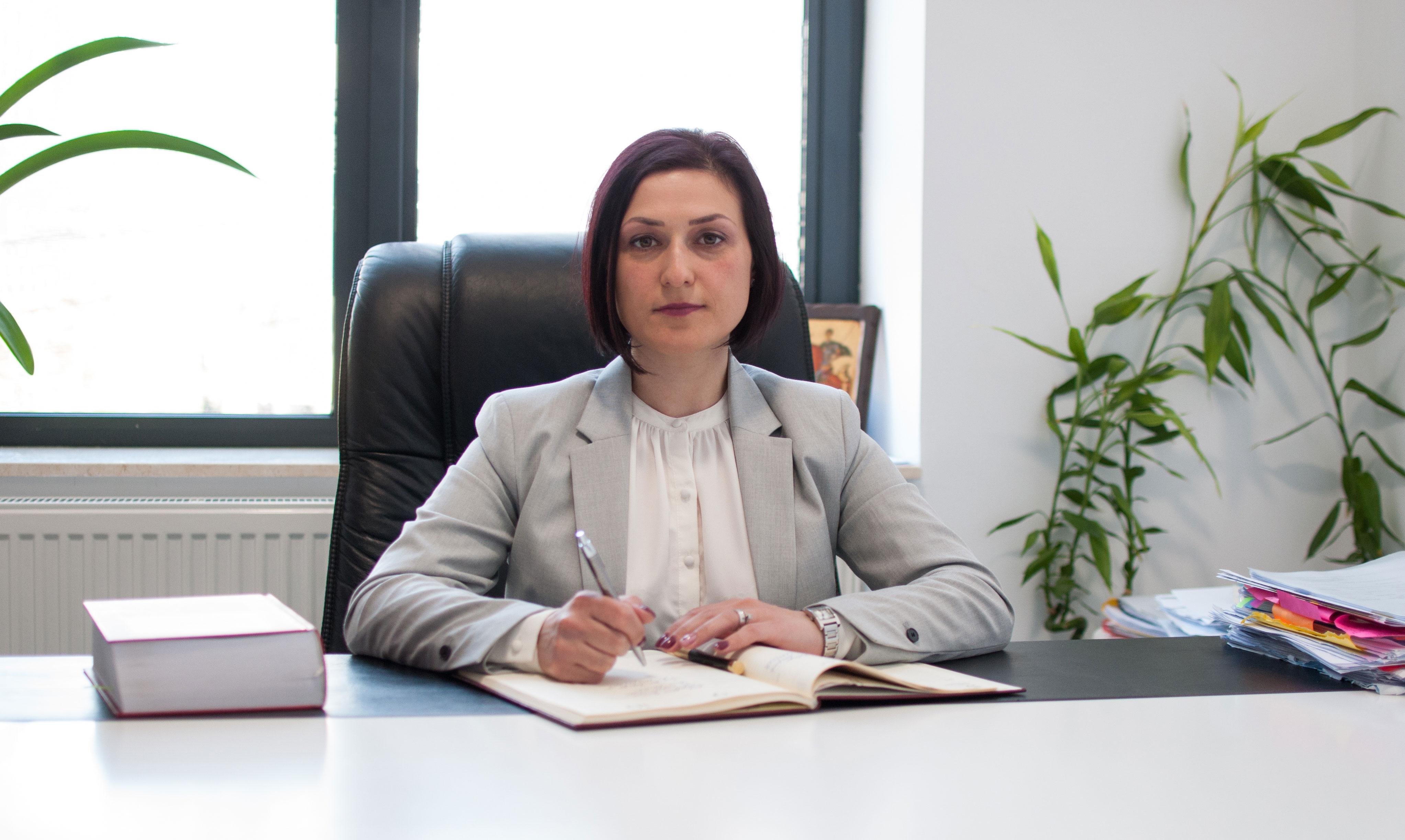 Avocat Andreea Luca